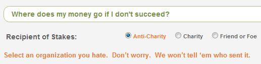 Anti Charity
