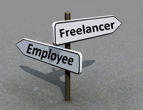being an employee vs being self employed essay Self-employed consultants & contractors being a consultant, freelancer, or contractor: pros and services for others without having the legal status of an employee.