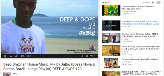 Deep Brazilian House Music Mix by JaBig Bossa Nova Samba Brazil Lounge Playlist DEEP DOPE 170 YouTube