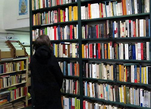 borrow library shelves