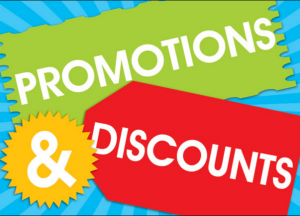 discount promotions Google Search